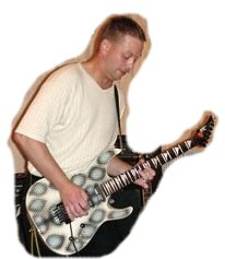 Eric Hofherr, author and creator of Hofherr's Online Guitar Lessons
